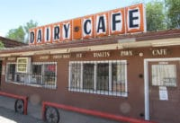 Dairy Café and Cottonwood RV Park